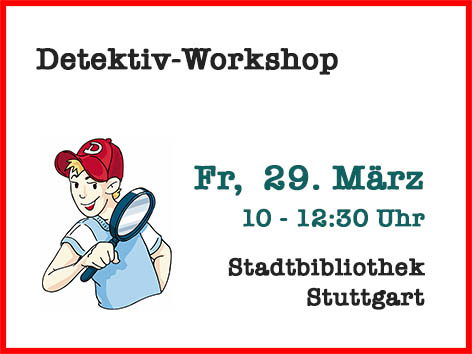 Detektiv-Workshop